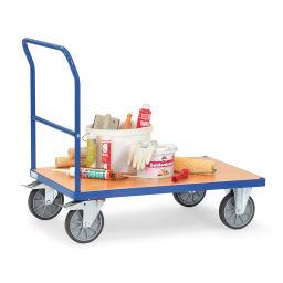 magazinwagen rollwagen stirnwandwagen 1 schiebeb gel 228 frei haus. Black Bedroom Furniture Sets. Home Design Ideas